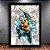 Poster com Moldura - Aquaman - Imagem 1