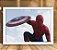 Poster com Moldura - Homem Aranha Guerra Civil - Imagem 2