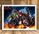 Poster com Moldura - Vingadores A Era de Ultron - Imagem 2