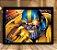 Poster com Moldura - Thanos Ascension - Imagem 1