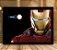 Poster com Moldura - Iron Man - Imagem 1