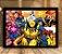 Poster com Moldura - X-Men Classic - Imagem 1