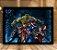 Poster com Moldura - Vingadores Mo.2 - Imagem 1