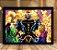 Poster com Moldura - A Ira de Thanos - Imagem 1