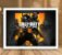 Poster com Moldura - Call Of Duty Black Ops 4 - Imagem 2