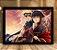 Poster com Moldura - Naruto & Hinata - Imagem 1