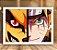 Poster com Moldura - Naruto x Kurama - Imagem 2