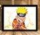 Poster com Moldura - Naruto Mo.21 - Imagem 1