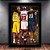 Poster com Moldura - Nba Legends Kobe Lebron Jordan - Imagem 1
