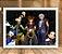Poster com Moldura - Kingdom Hearts 3 - Imagem 2