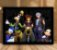 Poster com Moldura - Kingdom Hearts 3 - Imagem 1