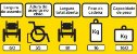 Cadeira de Rodas Confort Modelo Elite Obeso Extra - Imagem 2