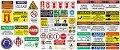 Placas Personalizadas para condomínio - Imagem 2