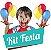 Kit Festas - Banner e imãs personalizados  - Imagem 2