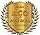 SUPORTE MULTIÚSO RETANGULAR DUPLO ROSÉ GOLD LUXO - Ref. 2803RG - Imagem 2