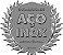 TOALHEIRO DUPLO 45CM INOX LUXO COM VENTOSAS - Ref. 7008 - Imagem 5