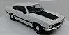 Ford Maverick GT 1974 Branco 1/24 - Imagem 1