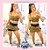 Conjunto Saia Shorts Luxo - várias estampas - Imagem 1