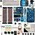 KIT Arduino Mega 2560 R3 Automação Residencial Android + Manual 2019 + Sensor Brinde - Imagem 1