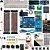Kit Arduino Uno R3 Automação com WiFi ESP8266 + Manual 2019 + Sensor Brinde - Imagem 1