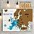Mapa Raspadinha EUROPA - My Euro Trip GOLD - Imagem 2
