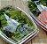 Pote Retangular com Tampa - 500Ml - Multiuso G 796 - Doces , saladas , compotas - pacote com 10 Unidades - Imagem 2