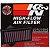 Filtro De Ar Esportivo Original K&n Toyota Yaris Motor 1.3 e 1.5 Kn 33-3018 - Imagem 2