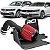 Kit Intake Race Chrome + Filtro De Ar Esportivo Rci066 Audi A3 1.8 e 2.0 Tsi 2014 em diante - Imagem 7