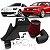 Kit Intake Race Chrome + Filtro De Ar Esportivo Jetta Tsi Fusca Tsi 211cv Rci064 - Imagem 1