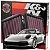 Filtro De Ar Esportivo Original K&n Porsche 911 991.2 992 Motor 3.0 33-3153 - Imagem 1