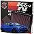 Filtro De Ar Esportivo K&n Original Subaru Impreza WRX 2.0 e 2.5 - 2008 a 2016 e 2018 WRX 2.5 2019 Outback Legacy Forester  - Imagem 1
