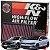 Filtro De Ar Esportivo K&n Inbox Original Jetta GLI 2.0 350 TSI 2019 Em Diante - Imagem 1