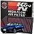 Filtro De Ar Esportivo K&n Inbox Original Passat 2.0 TSI 220cv DE 2016 Em Diante - Imagem 1