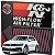 Filtro De Ar Esportivo K&n Inbox Original Tiguan 2.0 TSI R-LINE 220cv DE 2018 Em Diante - Imagem 1