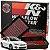 Filtro De Ar Esportivo Inbox Original K&n Lancer Gt Asx Outlander kn 33-2392 - Imagem 1