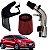 Kit Intake Nox + Filtro De Ar Esportivo Cruze 1.4 Turbo Lt Ltz - Imagem 2