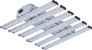 Painel Led Quantum Bar GROWPRO TERPENE BOOSTER 360W - EXCLUSIVO UVA + UVB - BIVOLT 110/220V - Imagem 1