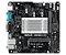 Placa Mãe J4005DC-ITX Processador Intel J4005 Mini-ITX DDR4 HDMI VGA ASRock - Imagem 2