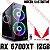 PC Gamer AMD Ryzen 5 3600, 16GB DDR4, HD 1 Tera, GPU AMD RADEON RX 6700XT 12GB - Imagem 1