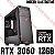 PC Gamer Intel Core i5 Coffee Lake 9400F, 16GB DDR4, HD 1 Tera, GPU GEFORCE RTX 3060 12GB - Imagem 1
