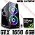 PC Gamer AMD Ryzen 5 3600X, 16GB DDR4, SSD M.2 NVME 500GB, GPU GEFORCE GTX 1660 OC 6GB - Imagem 1