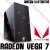 PC Gamer MOBA BOX AMD Ryzen 5 5600G, 16GB DDR4, SSD M.2 NVME 256GB, APU RADEON VEGA 7 - Imagem 1