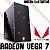 PC Gamer MOBA BOX AMD Ryzen 5 5600G, 16GB DDR4, SSD M.2 NVME 500GB, APU RADEON VEGA 7 - Imagem 1