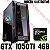 PC Gamer AMD Ryzen 5 3600X, 16GB DDR4, SSD 240GB, GPU GEFORCE GTX 1050TI OC 4GB - Imagem 1