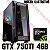 PC Gamer Intel Core i5 11400F, 8GB DDR4, SSD 240GB, GPU NVIDIA GEFORCE GTX 750TI 4GB - Imagem 1