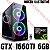 PC Gamer Intel Core i3 10105F, 16GB DDR4, SSD NVME 256GB, GPU GEFORCE GTX 1660TI 6GB - Imagem 1