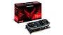 Placa de Vídeo AMD RADEON RX 6600XT 8GB GDDR6 128 BITS POWER COLOR RED DEVIL - 8GBD6-3DHE / OC  - Imagem 1