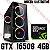 PC Gamer AMD Ryzen 5 3600X, 16GB DDR4, SSD NVME 256GB, GPU GEFORCE GTX 1650 SUPER 4GB - Imagem 1