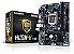 Placa Mãe Gigabyte H110M-H DDR4 P/ Intel Socket LGA 1151 - Imagem 1