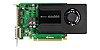 Placa de Vídeo Nvidia PNY Quadro K2200 - 4gb DDR5 - 128 Bits Workstation VCQK2200-PB - Imagem 1